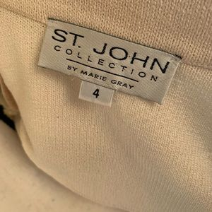 St. John Collection Jackets & Coats - St John Collection Blazer